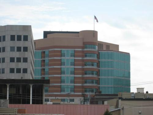 Clayton - city jail building