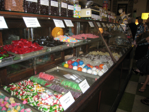 Crown Candy treats