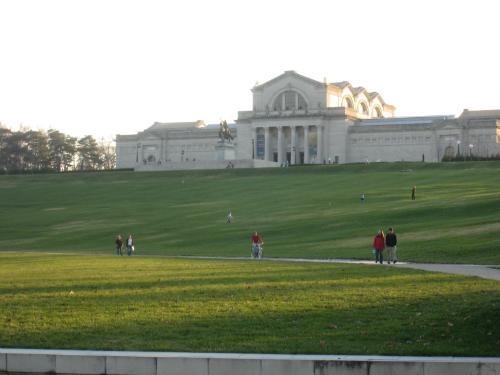 Forest Park - St. Louis Art Museum