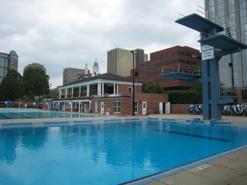 Clayton - Shaw Park pool