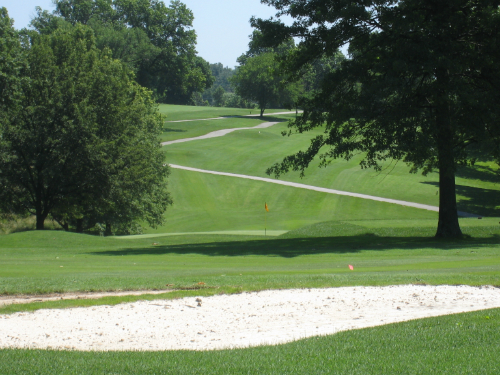 Normandy - Norwood Hill Country Club golf course