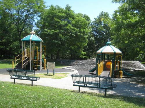 St. Vincent Park playground