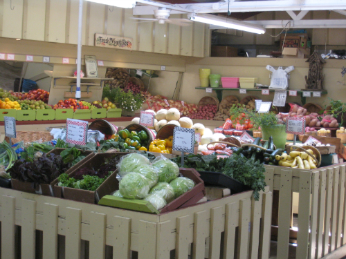 Normandy - Thies Farm produce