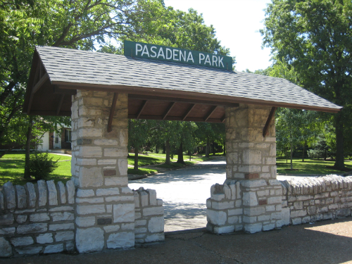 Pasadena Park sign