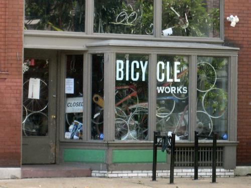 Shaw Neighborhood - Bicycle Works