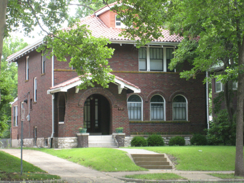 Shaw Neighborhood home - Flora Place