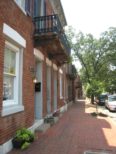 Soulard street