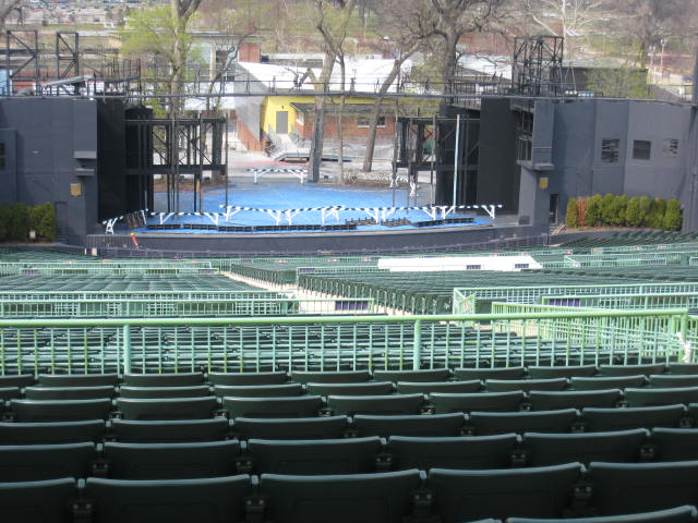 The Muny Theater