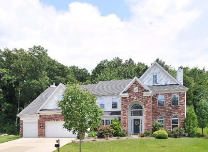 17650 Garden Ridge Cir - front of house