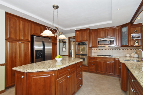 311 Stablestone Drive - kitchen