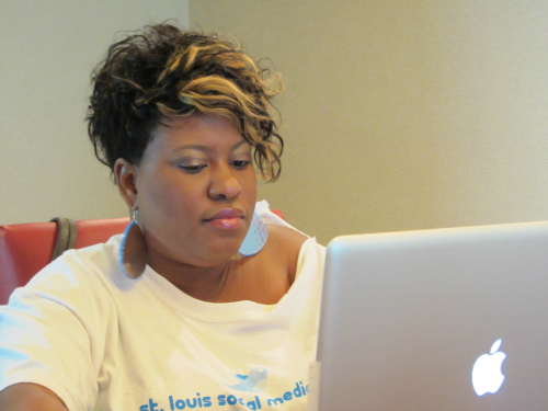 St. Louis Social Media Chicks founder - The Cubicle Chick