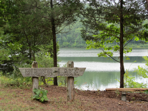 Sherwood Forest Camp - Buder Lake