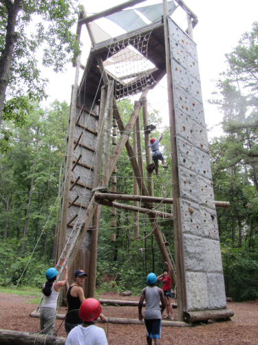 Sherwood Forest Camp - Tango Tower