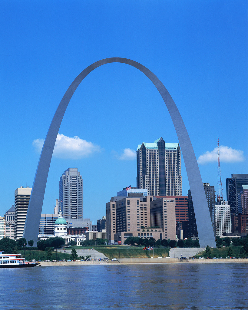 Best cities for families st louis arch city homes for St louis architecture