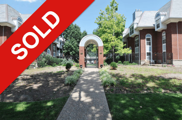 Central West End condo SOLD - 4225 W Pine Blvd, St Louis, MO