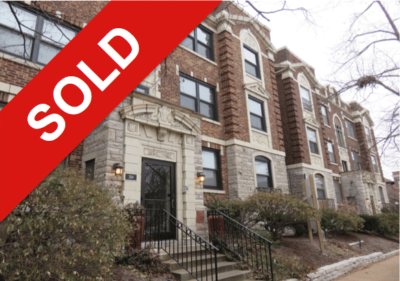 Condo for Sale: 314 Clara Ave #32N, St. Louis, MO 63112 (sold)