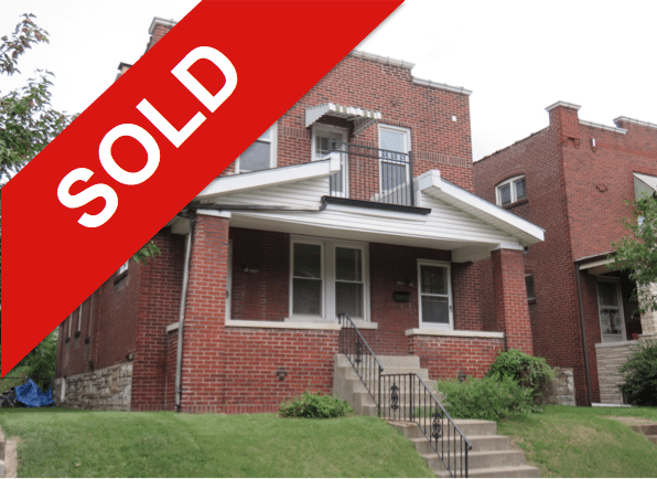 SOLD: 6015 Carlsbad Ave, St. Louis MO 63116