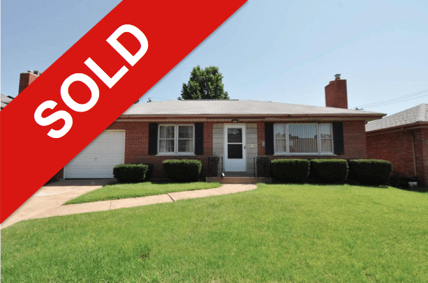 Sold: 4719 Holly Hills Ave, St. Louis, MO 63116 | Arch City Homes