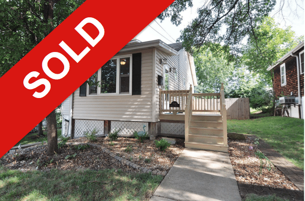 SOLD: 7519 Weaver Ave, Maplewood MO 63143 | Arch City Homes