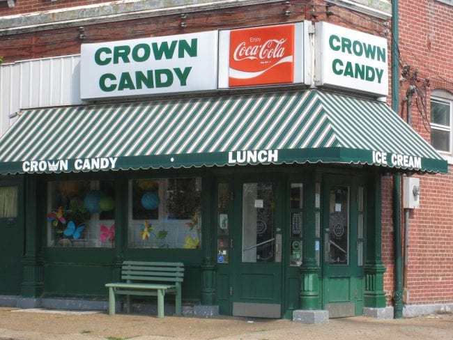 Crown Candy St. Louis | Arch City Homes