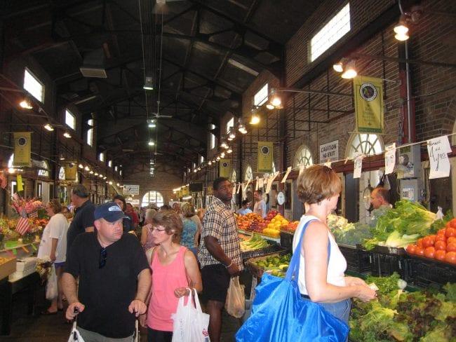 St. Louis Soulard Market | Arch City Homes