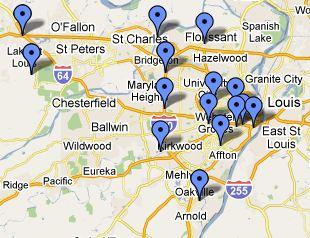 Buy a Home Near a St. Louis Dog Park