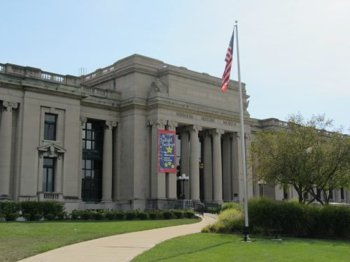 St. Louis in Pictures ~ History Museum