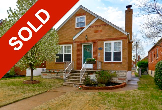 Potomac Ave, St. Louis, MO - sold