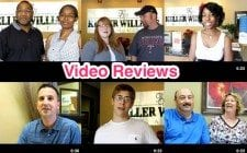 Real estate agent video reviews