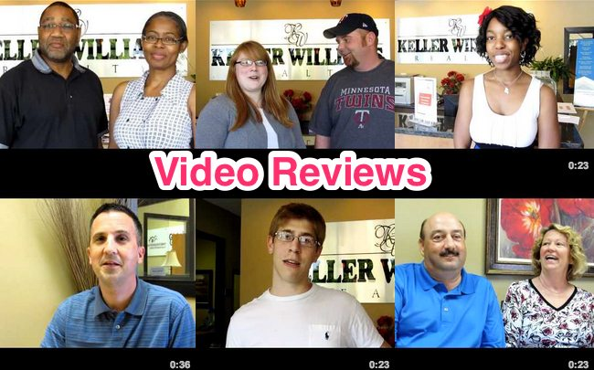 Video Reviews screenshot St. Louis Real Estate ~ Agent Video Reviews