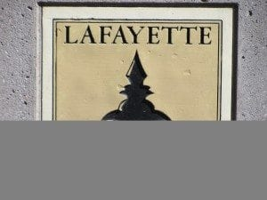 Lafayette Square sign - St. Louis, MO
