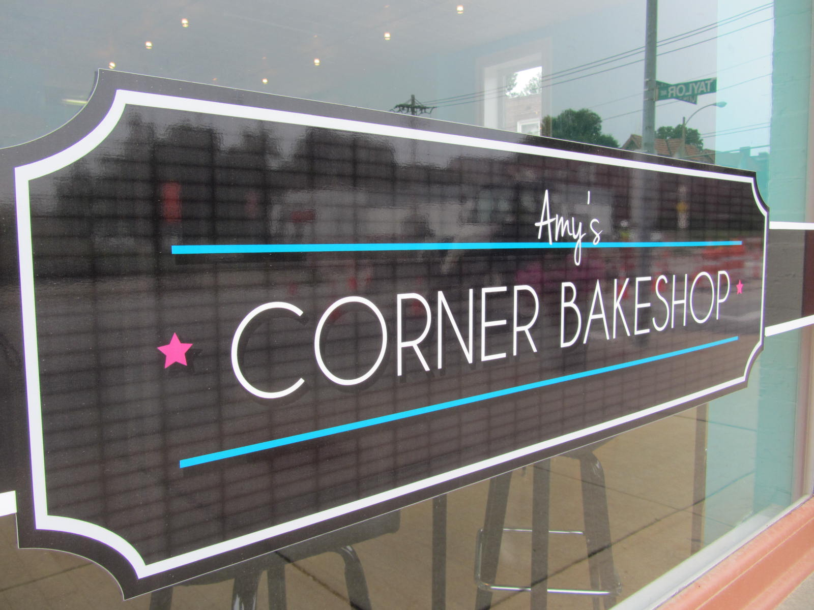 Exploring St. Louis: Amy's Corner Bakeshop