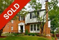 7451 Tulane Ave, University City MO - sold