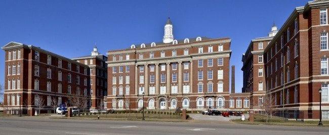 The Georgian Condos - St. Louis, MO