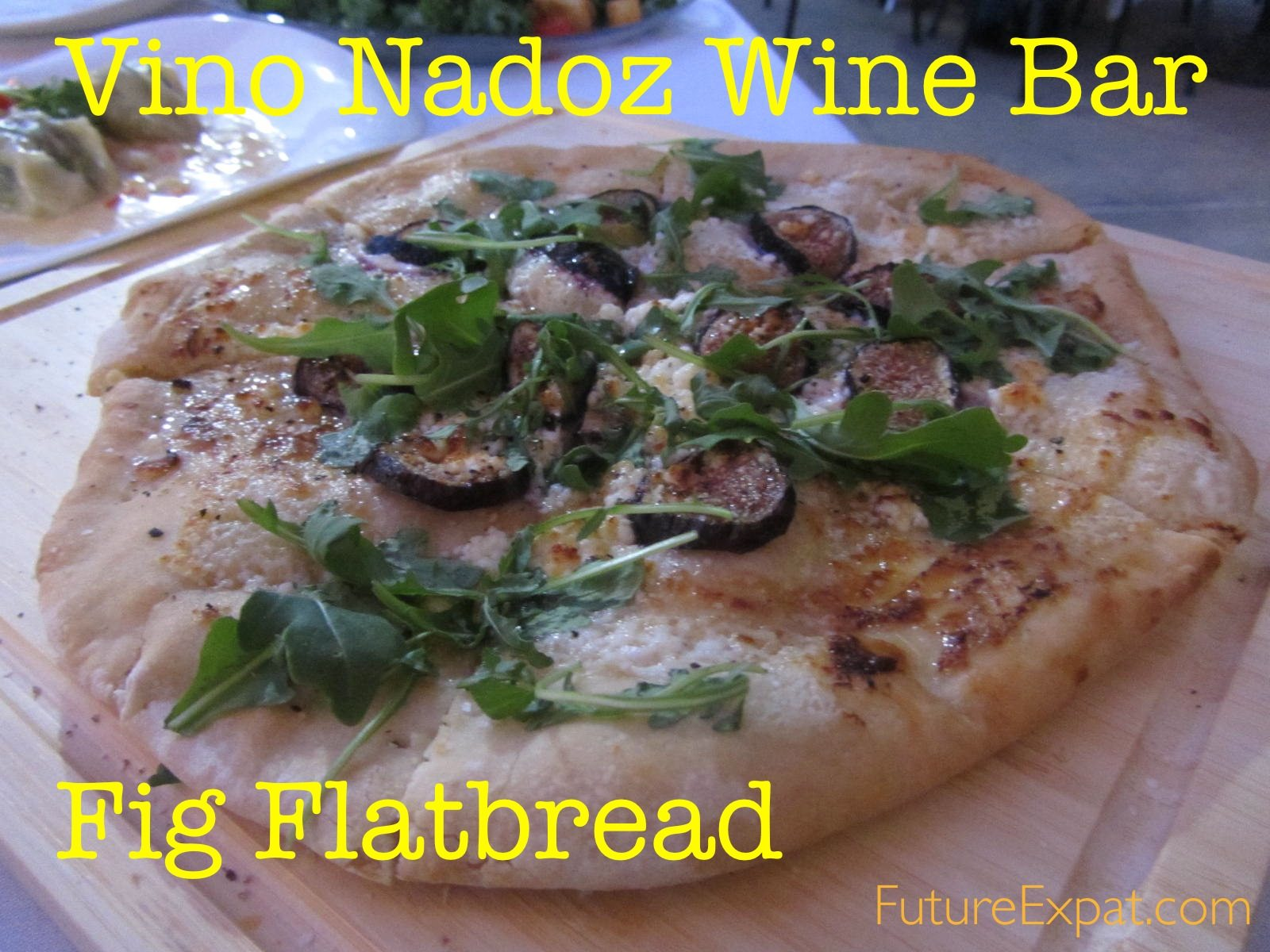 St. Louis Restaurant Review: Vino Nadoz Wine Bar