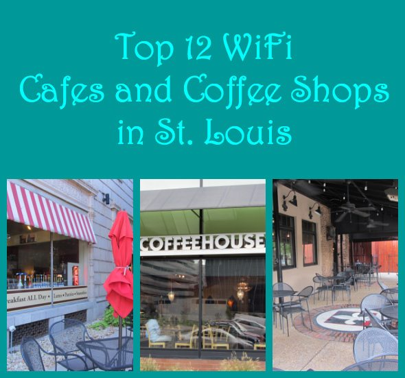 Top 12 WiFi Cafes and Coffee Shops in St. Louis