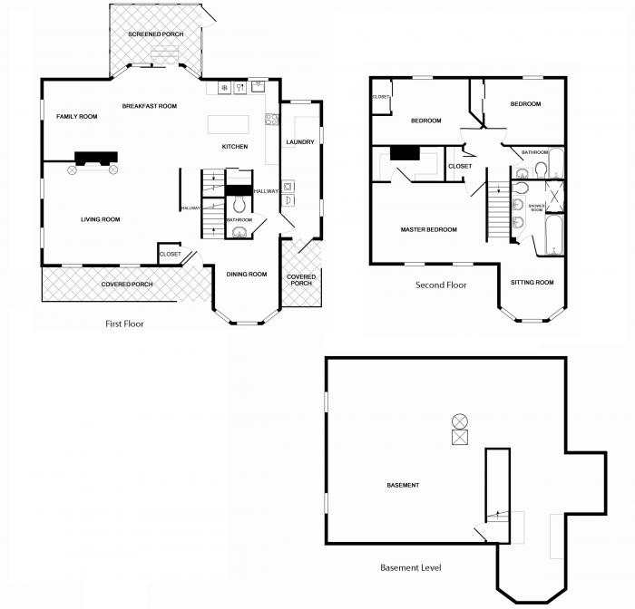 Custom Floor Plans For St. Louis Homes For Sale | Arch City Homes