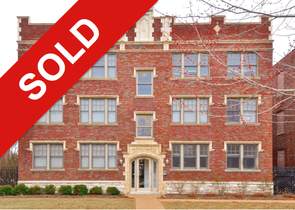 4220 McPherson Ave, St Louis, MO - sold