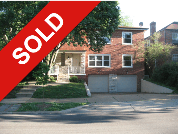 7266-7268 Balson Ave, University City, MO - sold