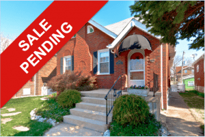 5627 Rhodes Ave, St. Louis, MO 63109 - under contract