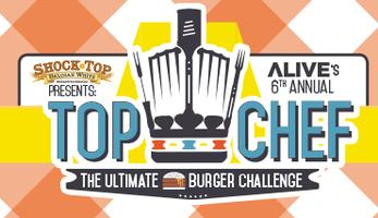 Top Chef Burger Challenge 2014
