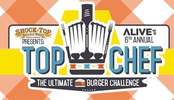 Top Chef Burger Challenge 2014