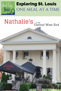 Exploring St. Louis One Meal at a Time: Nathalie's - Arch City Homes #st louis #restaurantreview