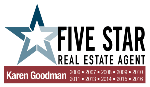 Karen Goodman - FIVE Star Real Estate Agent - 10 year winner (St. Louis MO)