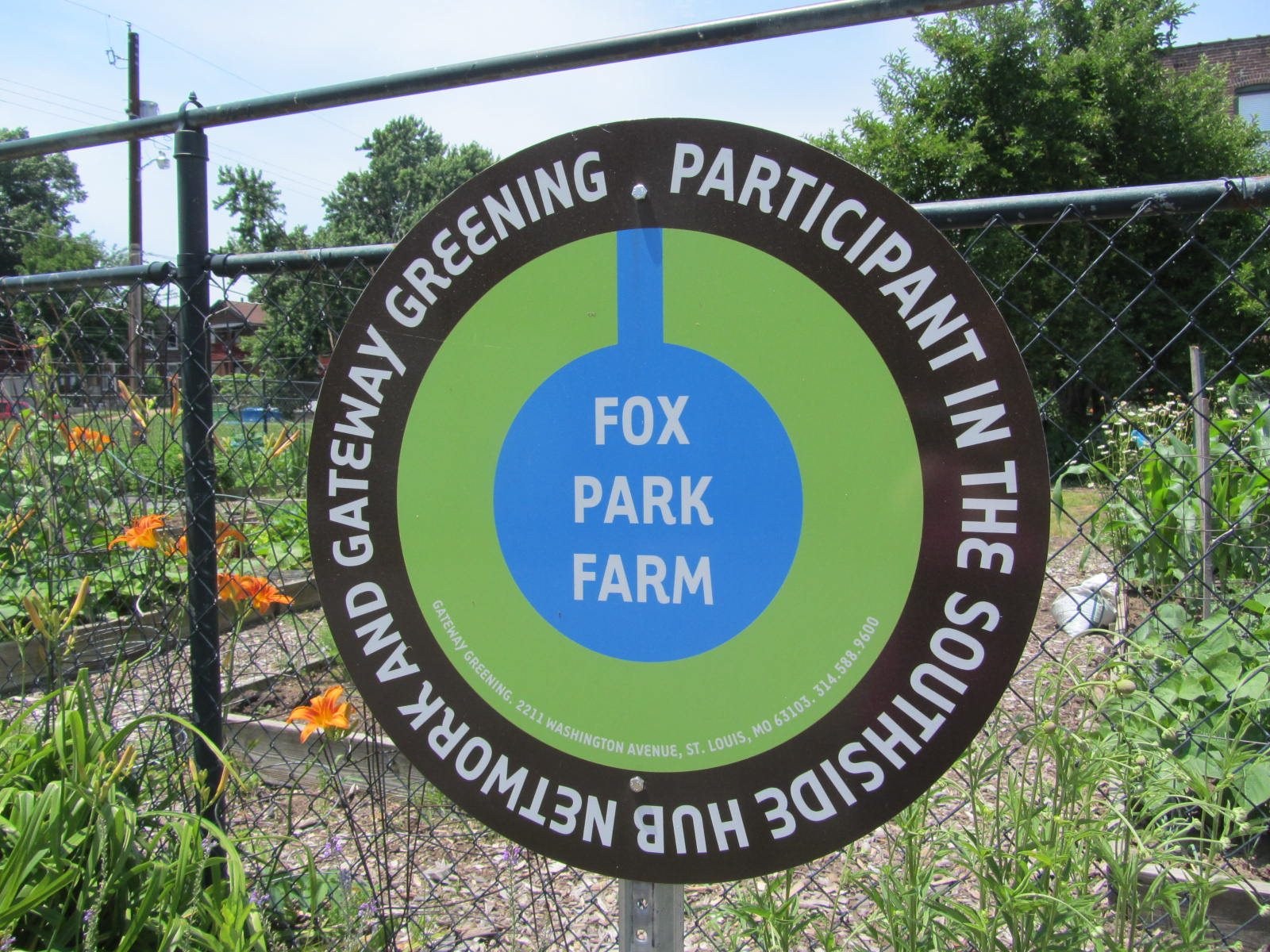 St. Louis in Pictures: Fox Park