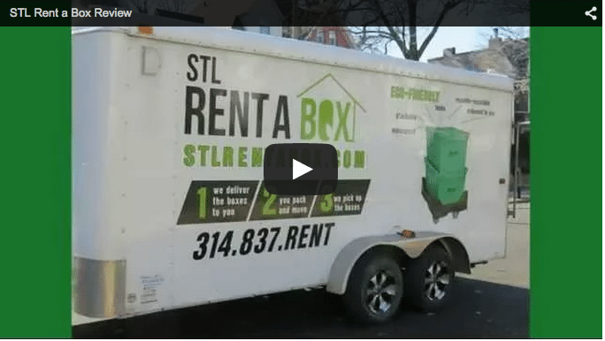 Moving in St. Louis: STL Rent A Box Review