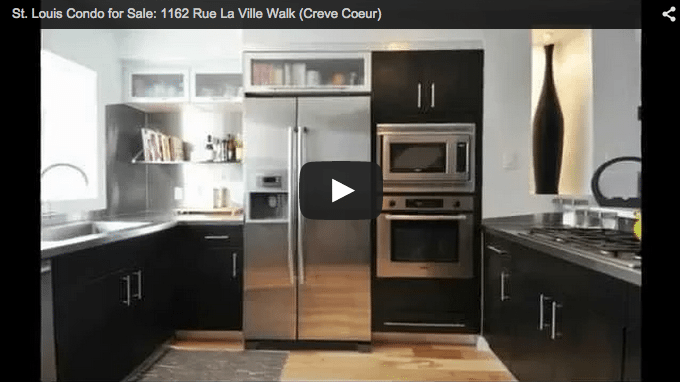 Video of Condo for Sale: 1162 Rue La Ville Walk, Creve Coeur, MO 63141