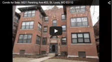 Video of 5621 Pershing Ave #22, St. Louis, MO 63112