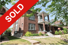 Sold: 936 Dover Place, St. Louis MO 63111