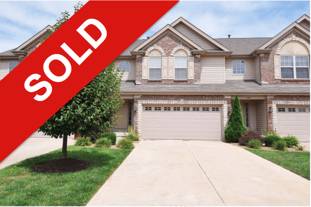 Townhouse Sold: 143 Distinction Dr, Lake St. Louis MO 63367 | Arch City Homes